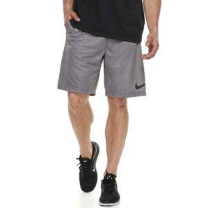 Men's Nike Dry SU18 Shorts XXL Gunsmoke Gray